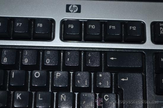Segunda Mano: TECLADO USB ESTÁNDAR HP- SIN USO - Foto 3 - 38042590