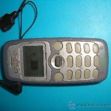 Segunda Mano: TELEFONO MOVIL ALCATEL, CON SU CARGADOR. Lote 114398286