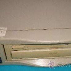 Segunda Mano: LECTOR DE CD 1990 APROXIMADAMENTE, UNIDAD EXTERNA DE CD CON INTERFASE SCSI, FUNCIONA. Lote 38278848
