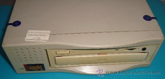 Segunda Mano: LECTOR DE CD 1990 APROXIMADAMENTE, UNIDAD EXTERNA DE CD CON INTERFASE SCSI, FUNCIONA - Foto 5 - 38278848