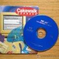 Segunda Mano: CD ROM CAKEWALK EXPRESS Descatalogado. Lote 38634809