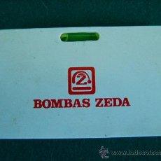 Segunda Mano: BOMBAS ZEDA,BILBAO,BILBO+NIVEL PARA OBRAS,IDEAL CASA+METRO RETRACTIL RECOGIDA AUTOMATICA 2M + 1968 ?. Lote 39169533