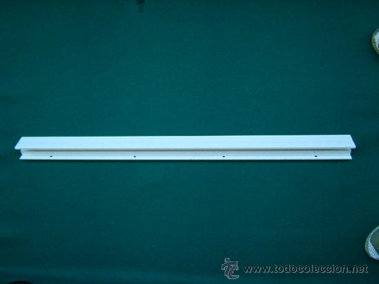 Compro Estanterias Metalicas Segunda Mano.Guias Metalicas Para Pared Y Colocar Estanterias 2 Completas 80 Cm Fabricadas En Espana 2013