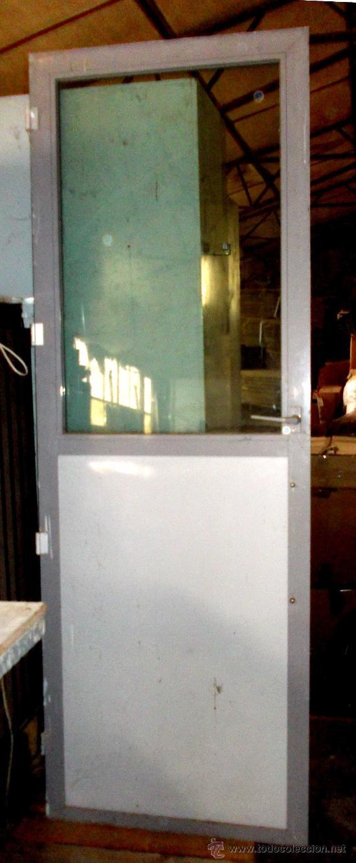 Puerta Aluminio Crital Blindado Comprar Art Culos De