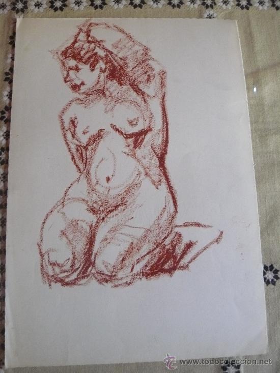 DESNUDO FEMENINO CERA (44) (Segunda Mano - Otros)