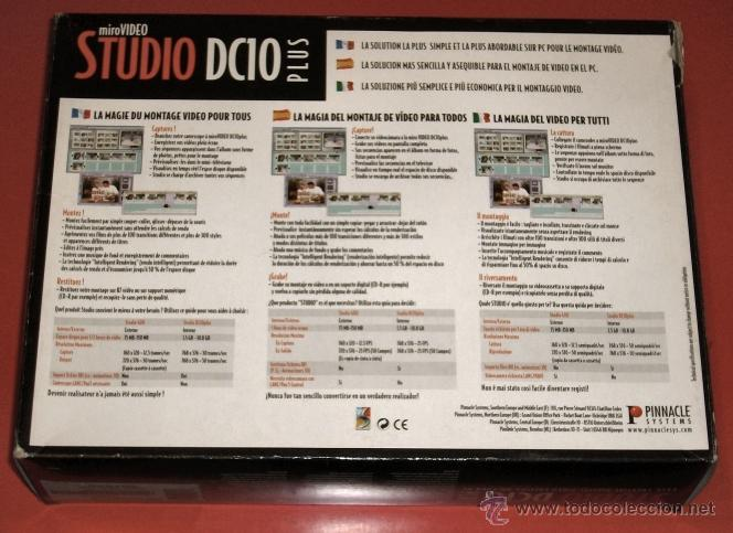 Studio dc10 plus driver xp.