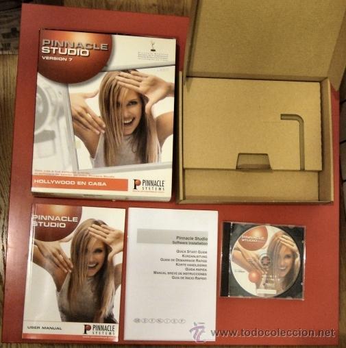 Segunda Mano: PINNACLE STUDIO 7 - EDICION DE VIDEO DIGITAL - PARA PC - Foto 3 - 187157781