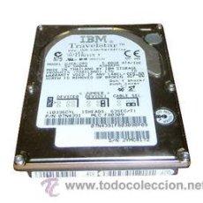 Segunda Mano: HD IBM TRAVELSTAR DJSA-205. Lote 40712177