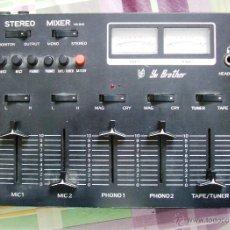 Segunda Mano: STEREO MIXER MX-840 YU BROTHER (VINTAGE - AÑOS 70). Lote 41397137