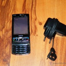 Segunda Mano: TELEFONO NOKIA 95 N95 8 GIGAS CARL ZEISS TESSAR FUNCIONANDO CON VODAFONE. Lote 41424014