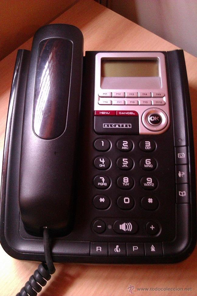 TELEFONO ALCATEL TEMPORIS 500 PRO CON ESTILO, ESTA COMO NUEVO (ESCASO) (Segunda Mano - Artículos de electrónica)