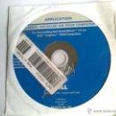 Segunda Mano: CD REISTALLING DELL MEDIADIRECT 3.3 ON DELL INSPIRON 1520 COMPUTERS. Lote 41515220