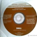 Segunda Mano: DVD WINDOWS VISTA BUSINESS 32 BIT-DELL. Lote 70141070