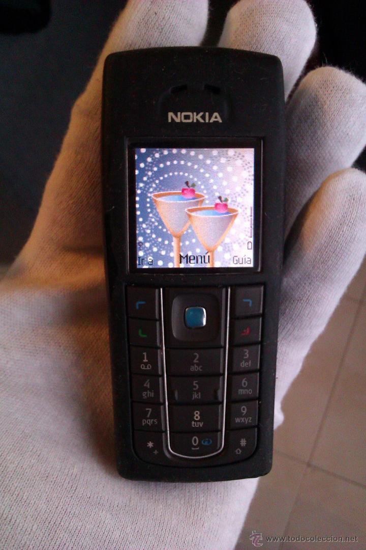 TELEFONO MOVIL NOKIA 6230I + CARGADOR / MUY BUEN ESTADO (Segunda Mano - Artículos de electrónica)