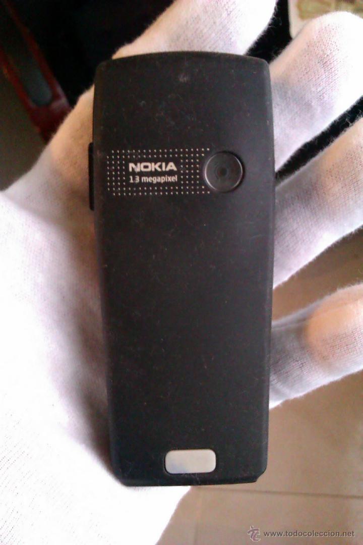 Segunda Mano: TELEFONO MOVIL NOKIA 6230i + CARGADOR / MUY BUEN ESTADO - Foto 3 - 41873471