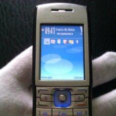 Segunda Mano: TELEFONO MOVIL NOKIA E50 + CARGADOR / MUY BUEN ESTADO DE CONSERVACION COMO NUEVO. Lote 41873682