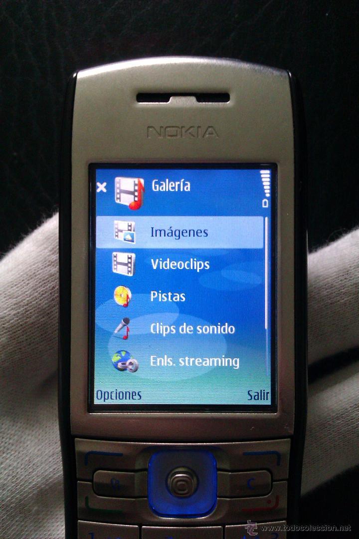 Segunda Mano: TELEFONO MOVIL NOKIA E50 + CARGADOR / MUY BUEN ESTADO DE CONSERVACION COMO NUEVO - Foto 2 - 41873682