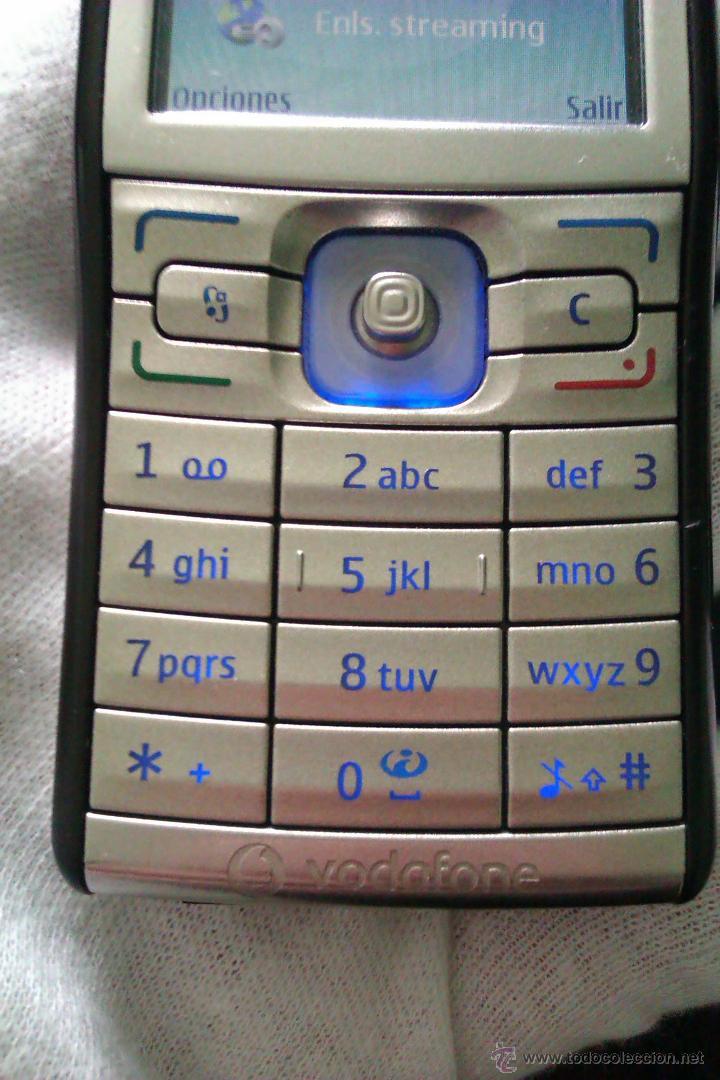 Segunda Mano: TELEFONO MOVIL NOKIA E50 + CARGADOR / MUY BUEN ESTADO DE CONSERVACION COMO NUEVO - Foto 3 - 41873682