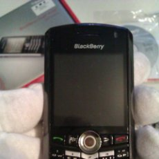 Segunda Mano: TELEFONO MOVIL BLACKBERRY PEARL 8100 DE VODAFONE + CARGADOR Y CD. Lote 42014933