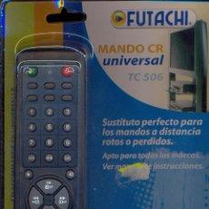 Segunda Mano: MANDO CR UNIVERSAL 6 EN 1 - FUTACHI. Lote 42320995