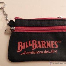 Segunda Mano: MONEDERO BILL BARNES AVENTURERO DEL AIRE. Lote 42339681
