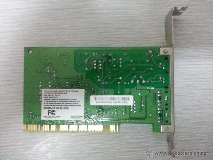 TAICOM MC56SVV/CON Modem Drivers for PC
