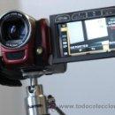 Segunda Mano: CANON VIDEO FS 306 + ACCESORIOS. Lote 42709351