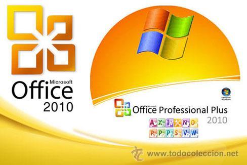OFFICE PROFESSIONAL PLUS 2010 COMPLETO Y EN ESPAÑOL - Nº DE SERIE ORIGINAL (Segunda Mano - Artículos de electrónica)