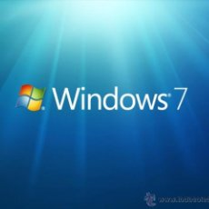 D'Occasion: WINDOWS 7 PROFESSIONAL, ULTIMATE, HOME EDITION, ETC.... Lote 190826890