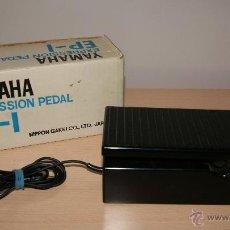 Segunda Mano: PEDAL YAMAHA EXPRESSION PEDAL EP-1 - JAPAN. Lote 43117885