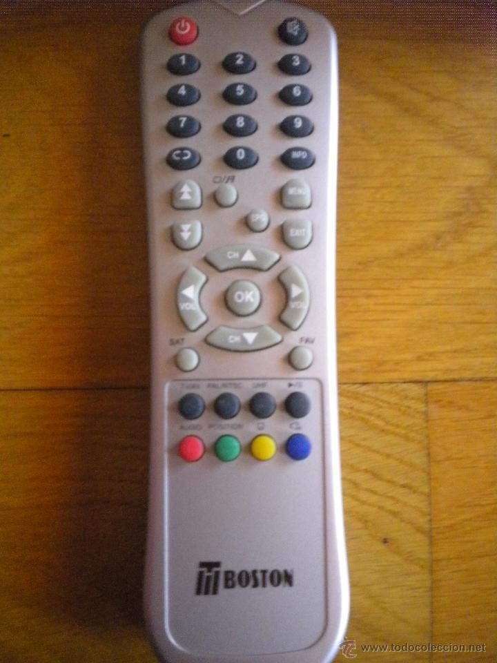 Segunda Mano: RECEPTOR DIGITAL DE SATELITE BOSTON DVB - 4500 NUEVO,NUEVO NUEVO,PRACTICAMENTE SIN ESTRENAR - Foto 2 - 43156170