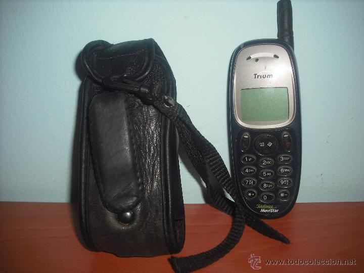 Segunda Mano: TELÉFONO MÓVIL TRIUM DE TELEFÓNICA MOVISTAR, CON BATERÍA Y FUNDA - Foto 2 - 43392177