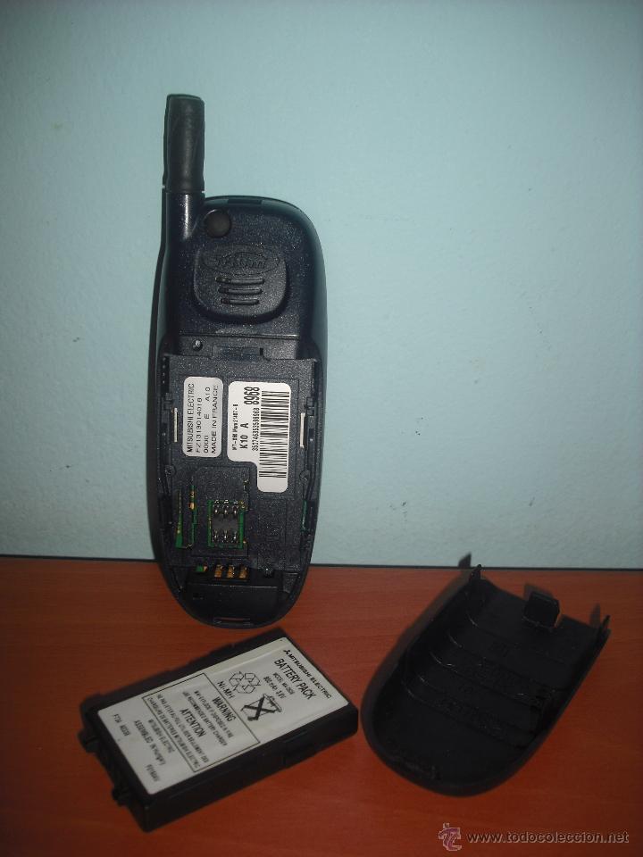 Segunda Mano: TELÉFONO MÓVIL TRIUM DE TELEFÓNICA MOVISTAR, CON BATERÍA Y FUNDA - Foto 6 - 43392177