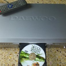 Segunda Mano: DVD PLAYER DAEWOO CON KARAOKE . HOME C.,DTS COMO NUEVO MANDÓ RI. Lote 43488866