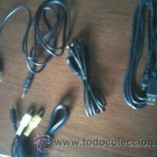 Segunda Mano: CONJUNTO DE CONECTORES PARA PC Y TV. Lote 43823853