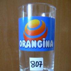 Segunda Mano - vaso decorativo tubo la casera orangina años 80 med,12x6 - 43852871