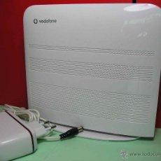 Segunda Mano: ROUTER HUAWEI HG556A WIFI PARA USAR CON ADSL O MODEM USB. Lote 45089863