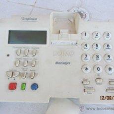 Segunda Mano: NUEVO TELEFONO DOMO CON CONTESTADOR MANOS LIBRES. Lote 45208991