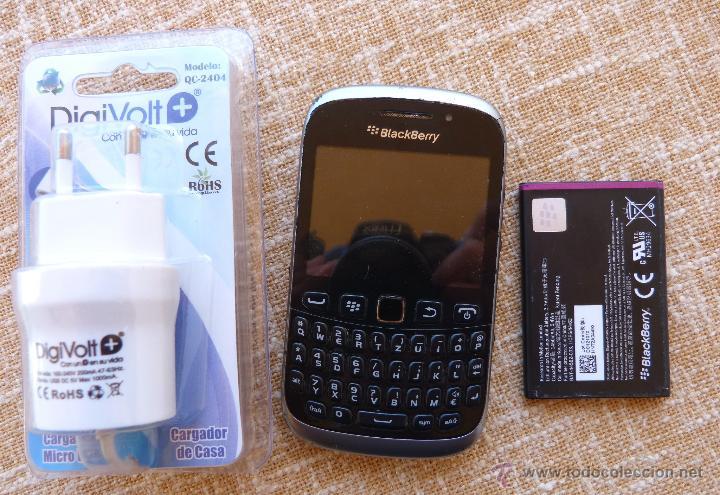 Blackberry Curve 9320, Móvil Usado, Móvil Liberado, Funciona perfectamente segunda mano