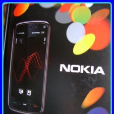 Segunda Mano: TELÉFONO NOKIA 5800 XPRESSMUSIC XPRESS MUSIC CON CABLES Y CAJA. Lote 45227501