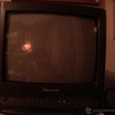 Segunda Mano: TELEVISOR DE 14 PULGADAS COLOR MARCA PANASONIC. Lote 45256891