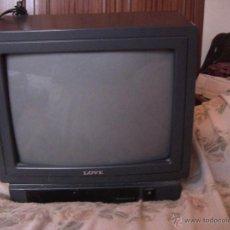 Segunda Mano: TELEVISOR A COLOR DE 14 PULGADAS MARCA LOVE. Lote 45257251