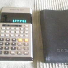 Segunda Mano: ANTIGUA CALCULADORA CASIO FX - 120 CON 10 DIGITOS. Lote 45369471