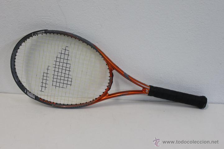 raqueta de tenis de grafito inesis exia. - Comprar en todocoleccion ... 81abfaca05d43
