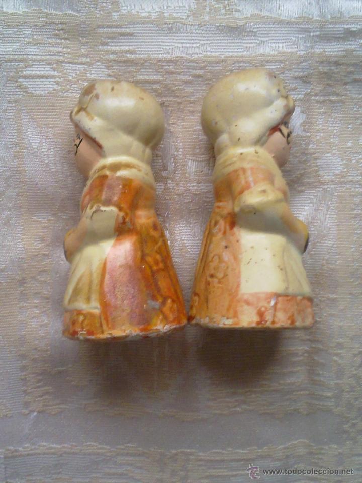 Segunda Mano: Vendo Salero y Pimentero, tambien sirven como decoración. - Foto 4 - 45872903