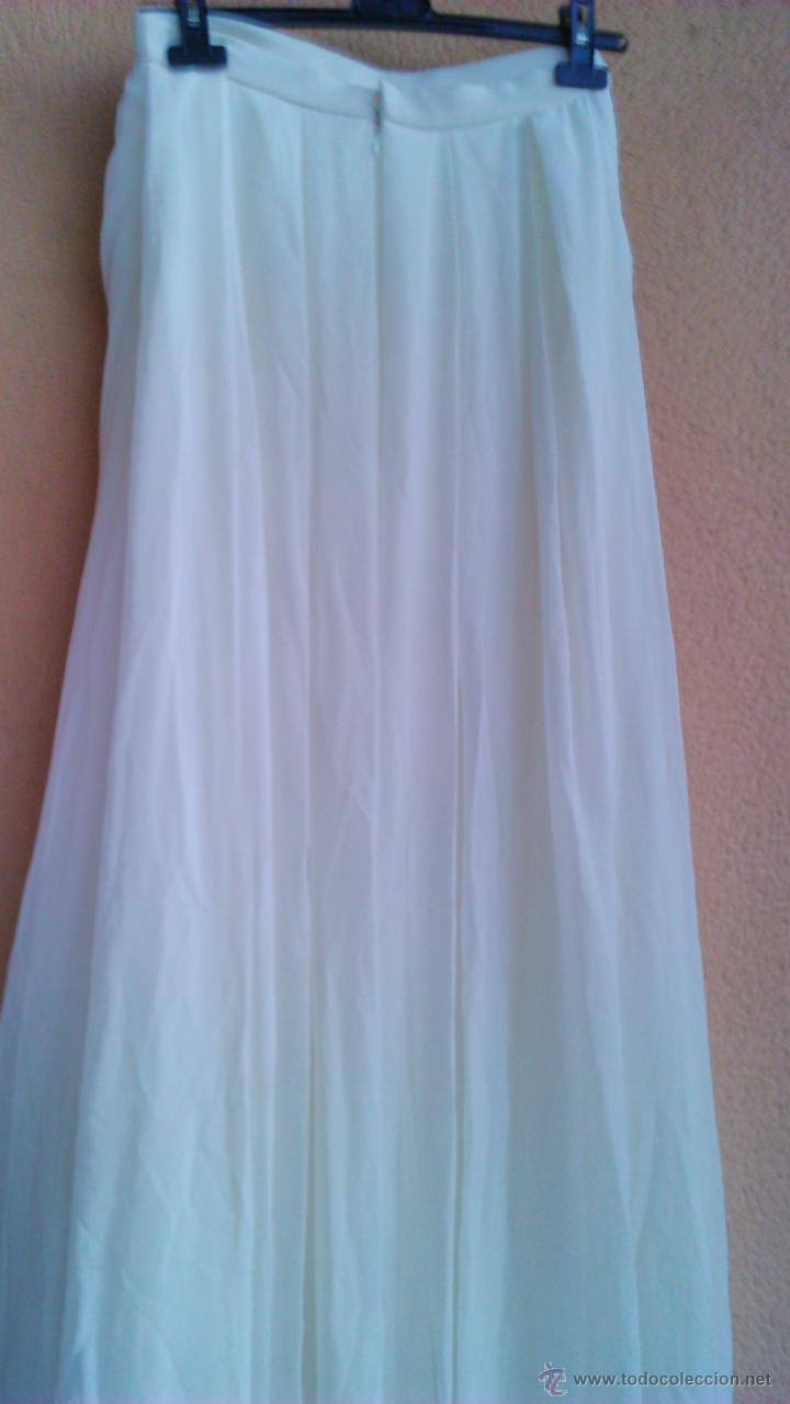 precioso vestido de novia de dos piezas falda c - Comprar en ...