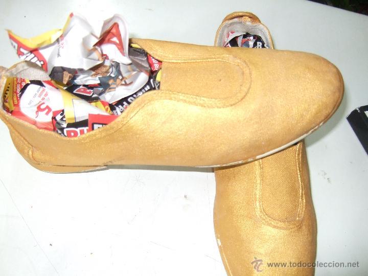 Zapatos Zapatos Carnaval Dorados Para Dorados Para Carnaval Para Zapatos Dorados OPTikZuX