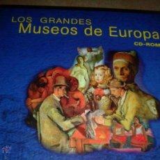 Segunda Mano: MUSEOS DEL MUNDO EN CD-ROM BOX ENCICLOPEDIA. Lote 46988385
