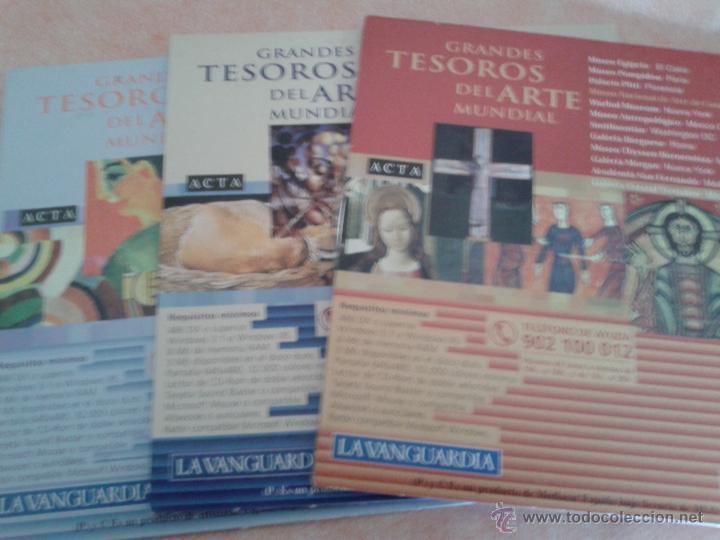 Segunda Mano: MUSEOS DEL MUNDO EN CD-ROM box ENCICLOPEDIA - Foto 2 - 46988385