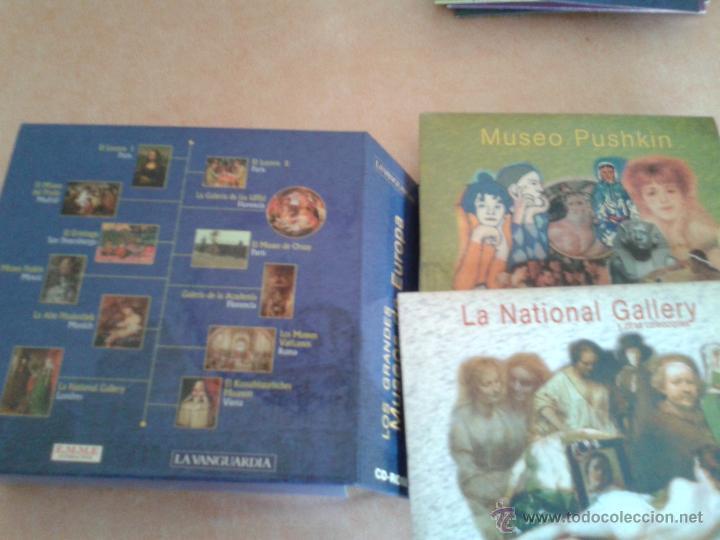 Segunda Mano: MUSEOS DEL MUNDO EN CD-ROM box ENCICLOPEDIA - Foto 3 - 46988385